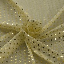 Gold - Sequin Cloth
